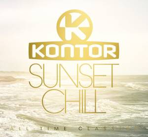 Cover - Kraak & Smaak: Kontor Sunset Chill - All Time Classics