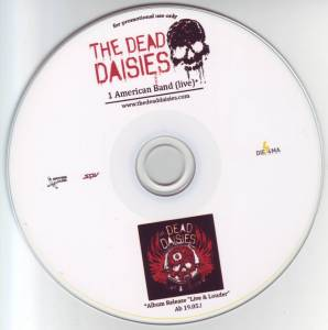 Cover - Dead Daisies, The: American Band