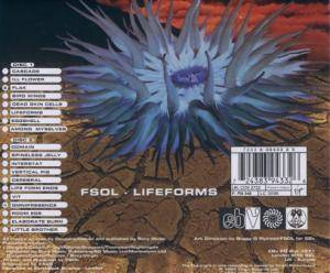 The Future Sound Of London: Lifeforms (2-CD) - Bild 2