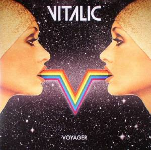 Cover - Vitalic: Voyager