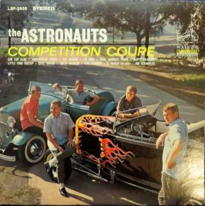 Cover - Astronauts, The: Competition Coupe