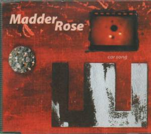 Madder Rose: Car Song (Mini-CD / EP) - Bild 1