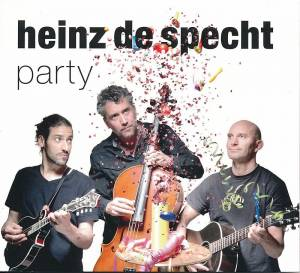Heinz De Specht: Party (CD) - Bild 1