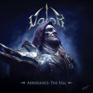 Valor: Arrogance: The Fall (CD) - Bild 1