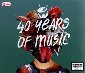 triple j 40 Years Of Music - Cover