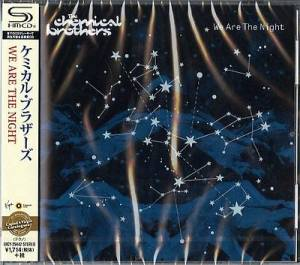 The Chemical Brothers: We Are The Night (CD) - Bild 1