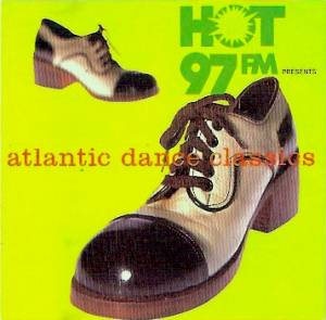 Cover - Blue Magic: Atlantic Dance Classics