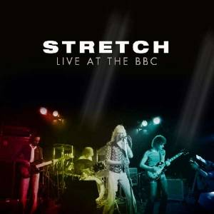Cover - Stretch: Live At The BBC The Peel Sessions