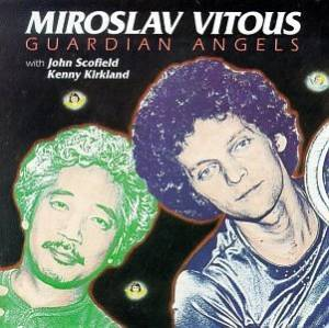 Cover - Miroslav Vitous: Guardian Angels