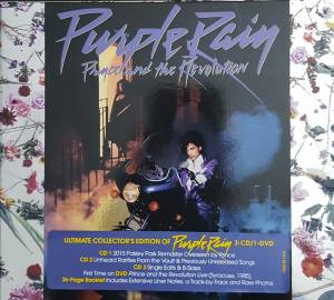Prince And The Revolution: Purple Rain (3-CD + DVD) - Bild 2