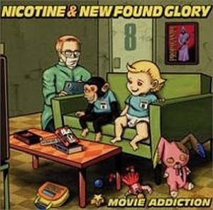 Cover - New Found Glory: Movie Addiction