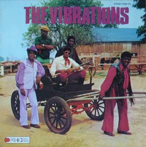 Cover - Vibrations, The: Vibrations, The