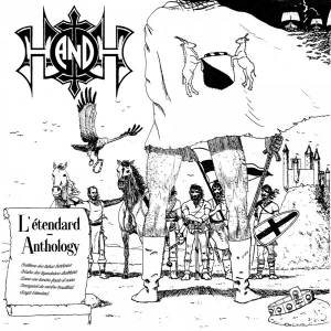 H And H: Etendard - The Anthology, L' - Cover