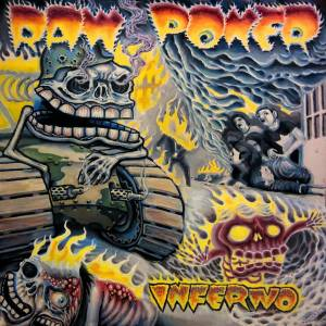 Cover - Raw Power: Inferno