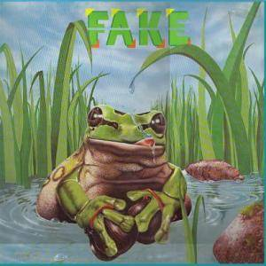 Fake: Frogs In Spain - Cover