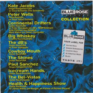 Cover - Health & Happiness Show: Blue Rose Collection