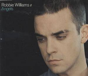 Robbie Williams: Angels - Cover