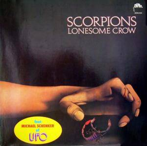 Scorpions: Lonesome Crow (LP) - Bild 1