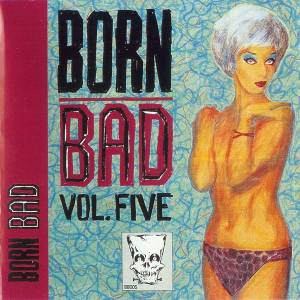 Born Bad - Volume 5 - Cover