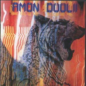 Amon Düül II: Wolf City - Cover