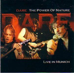 Dare: Power Of Nature - Live In Munich - Cover