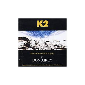 Don Airey: K2: Tales Of Triumph And Tragedy - Cover