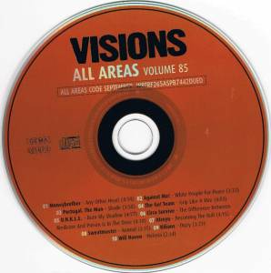 Visions All Areas - Volume 085 (CD) - Bild 4