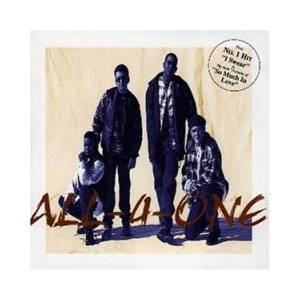 Cover - All-4-One: All-4-One