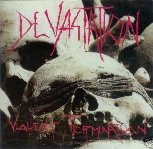 Devastation: Violent Termination - Cover