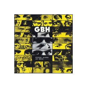 GBH: Midnight Madness And Beyond... - Cover