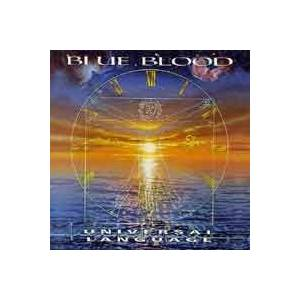 Cover - Blue Blood: Universal Language