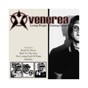 Venerea: Losing Weight Gaining Ground - Cover