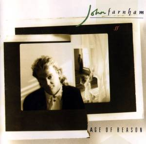 Cover - John Farnham: Age Of Reason