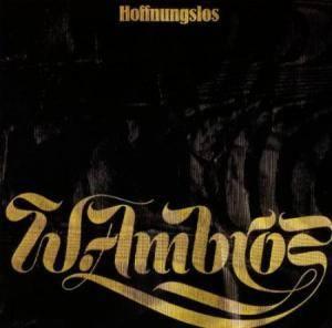 Wolfgang Ambros: Hoffnungslos (CD) - Bild 1