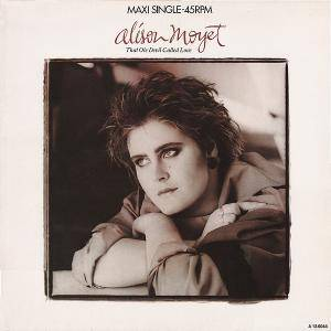 Alison Moyet: That Ole Devil Called Love - Cover