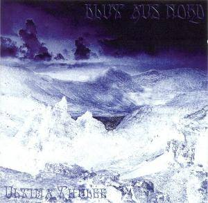 Cover - Blut Aus Nord: Ultima Thulée