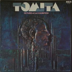 Tomita: Pictures At An Exhibition - Cover