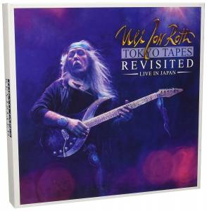 Cover - Uli Jon Roth: Tokyo Tapes Revisited - Live In Japan