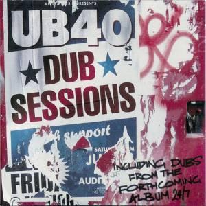 UB40: Dub Sessions - CD (2007, Remix)