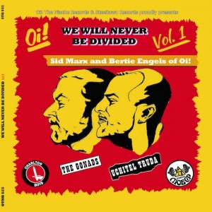 Cover - Uchitel Truda: Oi! We Will Never Be Divided