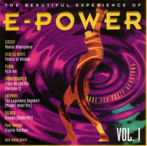 Cover - Quench: Beautiful Experience Of E-Power Vol. 1, The