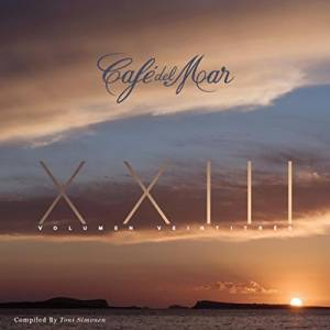 Cover - Sasha: Café Del Mar - Volumen Veintitrès
