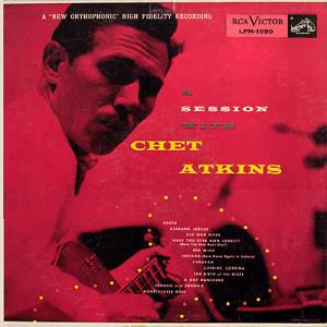 Cover - Chet Atkins: Session With Chet Atkins, A