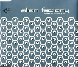 Cover - Alien Factory: Anytime, Anyplace