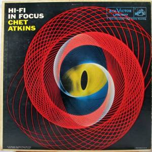 Cover - Chet Atkins: Hi-Fi In Focus Plus