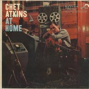 Cover - Chet Atkins: Chet Atkins At Home