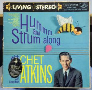 Cover - Chet Atkins: Hum And Strum Along With Chet Atkins