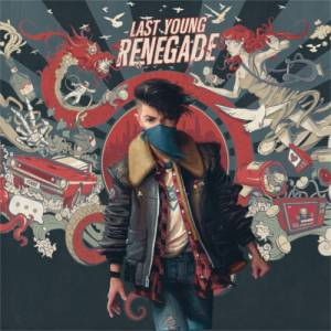 Cover - All Time Low: Last Young Renegade