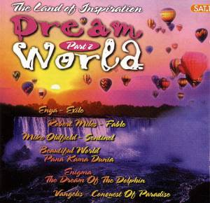 Dream World Part 2 - The Land Of Inspiration - Cover