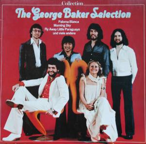Cover - George Baker Selection: George Baker Selection, The